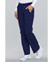 Photograph of Flexibles Women Mid Rise Knit Waist Pull-On Pant Blue 2085-NVYB
