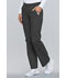 Photograph of Flexibles Women's Mid Rise Knit Waist Pull-On Pant Black 2085-PWTB
