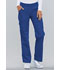 Photograph of Flexibles Women's Mid Rise Knit Waist Pull-On Pant Blue 2085-RYLB