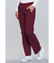Photograph of Flexibles Women Mid Rise Knit Waist Pull-On Pant Red 2085-WNEB