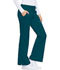 Photograph of Luxe Women Low Rise Flare Leg Drawstring Cargo Pant Blue 21100-CARV