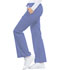 Photograph of Luxe Women Low Rise Flare Leg Drawstring Cargo Pant Blue 21100-CELV