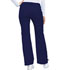 Photograph of Luxe Women's Low Rise Flare Leg Drawstring Cargo Pant Blue 21100-NAVV