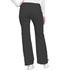 Photograph of Luxe Women's Low Rise Flare Leg Drawstring Cargo Pant Gray 21100-PEWV