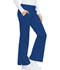 Photograph of Luxe Women's Low Rise Flare Leg Drawstring Cargo Pant Blue 21100-ROYV