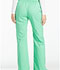 Photograph of Luxe Women's Low Rise Flare Leg Drawstring Cargo Pant Green 21100-SPCT