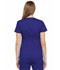 Photograph of Cherokee Luxe Women's Empire Waist Mock Wrap Top Blue 21701-GABV