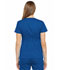 Photograph of Luxe Women's Empire Waist Mock Wrap Top Blue 21701-ROYV