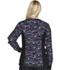 Photograph of Cherokee Flexibles Women's Zip Front Knit Panel Warm-Up Jacket Guard My Heart 2315C-GRHD