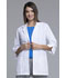 Photograph of Professional Whites Women's 29 3/4 Sleeve Lab Coat White 2330-WHTD