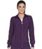 Photograph of Infinity Women Zip Front Jacket Purple 2391A-EGG