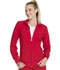 Photograph of Infinity Women's Zip Front Warm-Up Jacket Red 2391A-RED