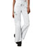 Photograph of WW Core Stretch Women's Low Rise Drawstring Cargo Pant White 24001-WHTW