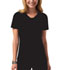 Photograph of WW Core Stretch Women's V-Neck Top Black 24703-BLKW