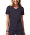 Photograph of WW Core Stretch Women's V-Neck Top Gray 24703-PWTW