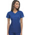 Photograph of WW Core Stretch Women's V-Neck Top Blue 24703-ROYW