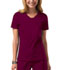 Photograph of WW Core Stretch Women's V-Neck Top Purple 24703-WINW