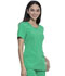 Photograph of Infinity Women Round Neck Top Green 2624A-BTGE