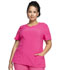 Photograph of Infinity Women Round Neck Top Pink 2624A-CPPS