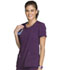 Photograph of Infinity Women's Round Neck Top Purple 2624A-EGG