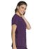Photograph of Infinity Women Round Neck Top Purple 2624A-EGG