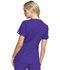 Photograph of Infinity Women's Round Neck Top Purple 2624A-GRP