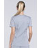 Photograph of Infinity Women's Round Neck Top Gray 2624A-GRY