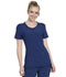 Photograph of Infinity Women's Round Neck Top Blue 2624A-NYPS