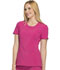 Photograph of Cherokee Infinity Women's Round Neck Top Purple 2624A-POBR