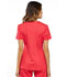 Photograph of Infinity Women's Round Neck Top Red 2624A-PUNC