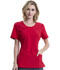 Photograph of Infinity Women's Round Neck Top Red 2624A-RED