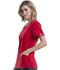 Photograph of Infinity Women Round Neck Top Red 2624A-RED