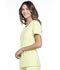 Photograph of Infinity by Cherokee Women's Round Neck Top Green 2624A-SUDA