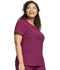 Photograph of Infinity Women Round Neck Top Red 2624A-WNPS