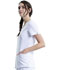 Photograph of Infinity Women Round Neck Top White 2624A-WTPS