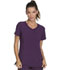 Photograph of Infinity by Cherokee Women's Mock Wrap Top Purple 2625A-EGG