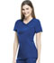 Photograph of Cherokee Infinity Women's Mock Wrap Top Blue 2625A-GAB