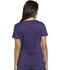 Photograph of Infinity Women Mock Wrap Top Purple 2625A-GRP