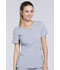 Photograph of Infinity by Cherokee Women's Mock Wrap Top Gray 2625A-GRY