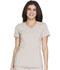 Photograph of Cherokee Infinity Women's Mock Wrap Top Khaki 2625A-KAK