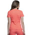 Photograph of Infinity Women's Mock Wrap Top Orange 2625A-ORSR