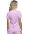 Photograph of Infinity Women's Mock Wrap Top Pink 2625A-PANY