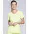 Photograph of Infinity Women's Mock Wrap Top Green 2625A-SUDA