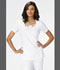 Photograph of Cherokee Whites Women's Square Neck Top White 2751-WHTS