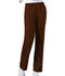 Photograph of WW Originals Women\'s Natural Rise Tapered Leg Pull-On Pant Brown 4001P-CHCW