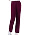 Photograph of WW Originals Women\'s Natural Rise Tapered Leg Pull-On Pant Purple 4001T-WINW