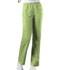 Photograph of WW Originals Women\'s Natural Rise Tapered Leg Pull-On Pant Green 4001-CELW