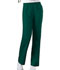 Photograph of WW Originals Women's Natural Rise Tapered Leg Pull-On Pant Green 4001-HUNW
