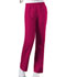 Photograph of WW Originals Women\'s Natural Rise Tapered Leg Pull-On Pant Red 4001-RASW