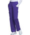 Photograph of WW Core Stretch Women Mid Rise Pull-On Pant Cargo Pant Purple 4005-GRPW